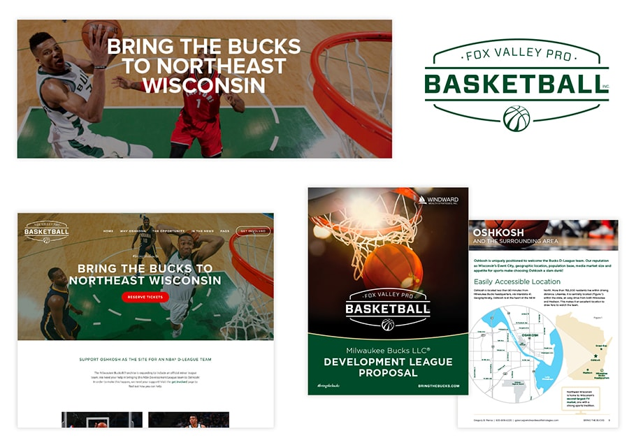 Bring the Bucks campaign images