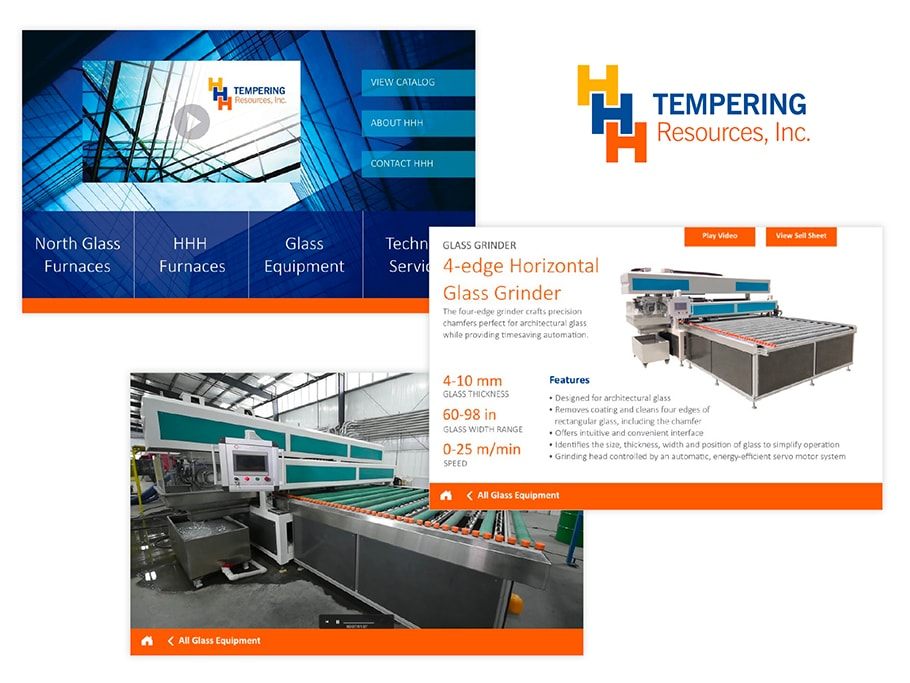 HHH Tempering brand examples