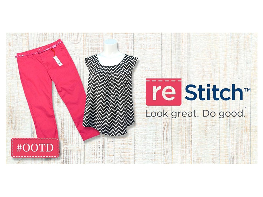 """Blue Door Consulting Communicator Award reStitchâ""""¢ Outfit of the Day"""