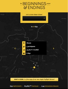 Brightly: Interactive Map