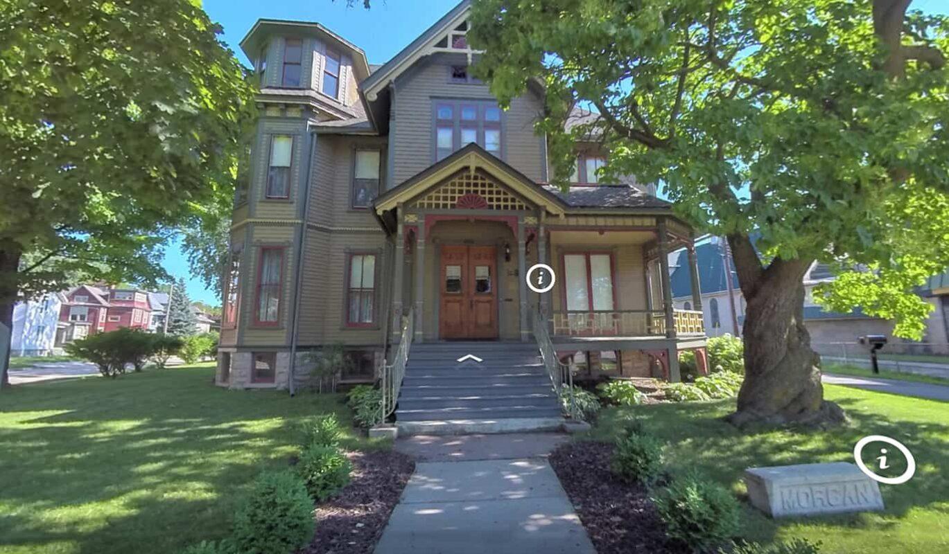 Morgan House exterior
