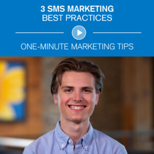 SMS marketing best practices